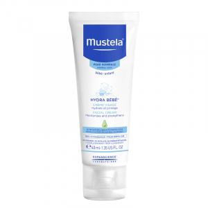 Mustela - Nawilżający krem do twarzy dla dzieci i niemowlaków 40ml