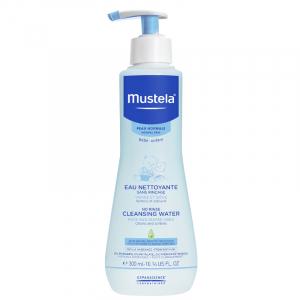 Mustela - Woda oczyszczająca bez spłukiwania do mycia niemowlaków i dzieci 300ml
