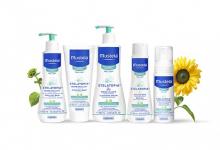 Kosmetyki dla noworodka - marka Mustela skóra atopowa