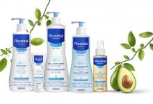 Kosmetyki dla noworodka - marka Mustela skóra normalna