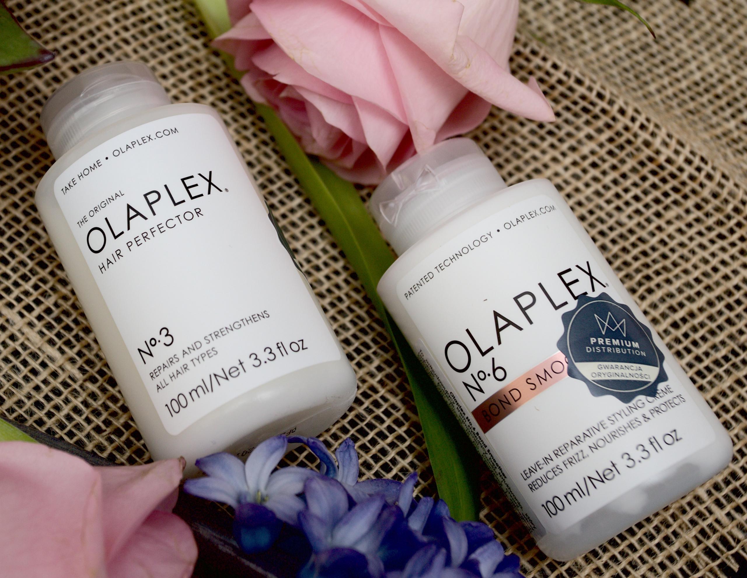 Kosmetyki Olaplex opinia