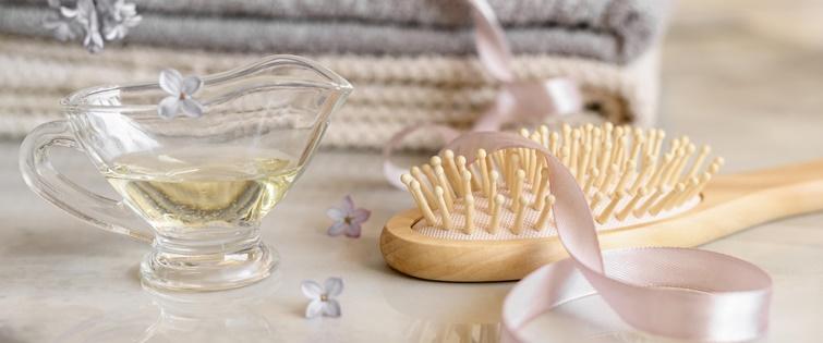 Jak oleje działają na włosy?