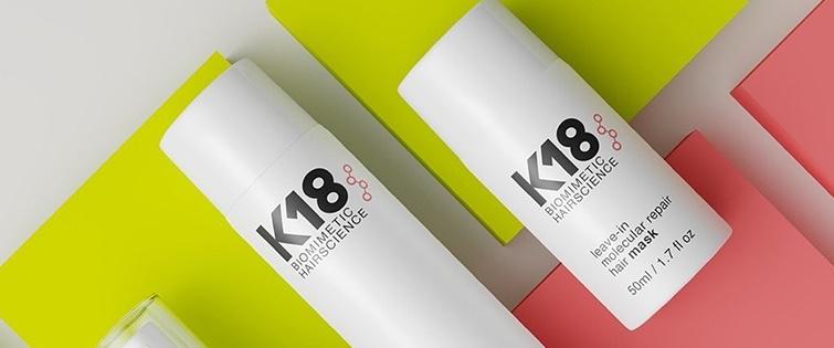 K18 Hair - natychmiastowa regeneracja włosów