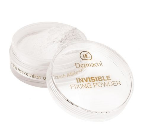 Invisible Fixing Powder | Utrwalający puder transparentny - White 13,5ml