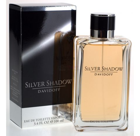 Davidoff Silver Shadow EDT Men - woda toaletowa 100ml