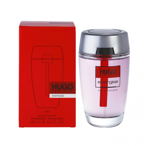 Hugo Boss Energise EDT Men - woda toaletowa 125ml