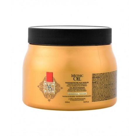 Mythic Oil Thick | Maska do włosów grubych 500ml