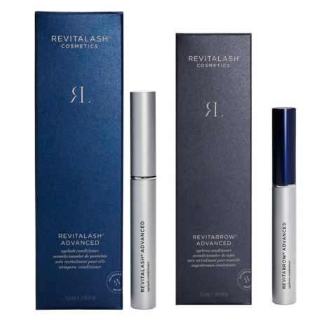 Eyelash Advanced and RevitaBrow | Zestaw do rzęs i brwi: odżywka do rzęs 3,5ml + odżywka do brwi 3ml