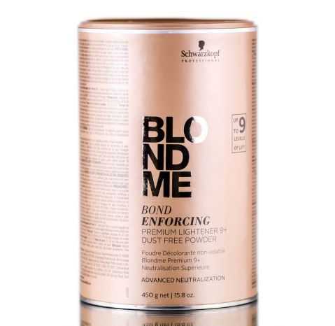 Blond Me Bond Enforcing Premium Lift 9+ | Rozjaśniacz w proszku 450g