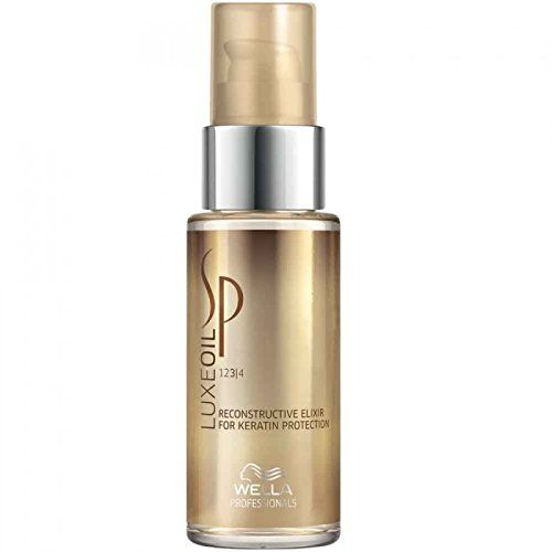wella luxe oil how to use
