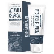 Activated Charcoal Tooth-Mouth Paste | Naturalna pasta do zębów - węgiel aktywny 133g