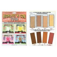 Highlite 'N Con Tour | Paleta do konturowania 21,6g