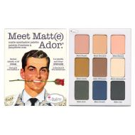 Meet Matt(e) Adore | Paleta cieni do powiek 25,5g