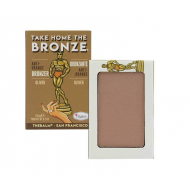 Take Home the Bronze Anti-Orange Olivier | Bronzer w naturalnym odcieniu 7g