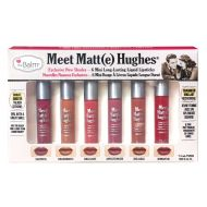 Meet Matt(e) Hughes Mini Kit Vol. 2  | Zestaw matowych pomadek 6x1,2 ml