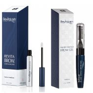 Zestaw | RevitaBrow Advanced 3ml + Hi-Def Tinted Brow Gel 7,4ml
