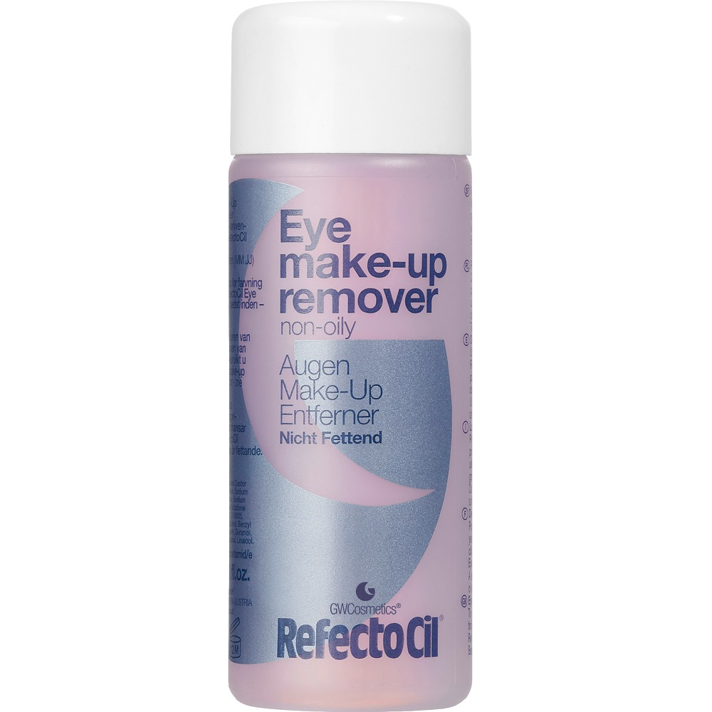 RefectoCil Eye Make-up Remover | Płyn do demakijażu oczu - 100ml - Wysyłka w 24H!