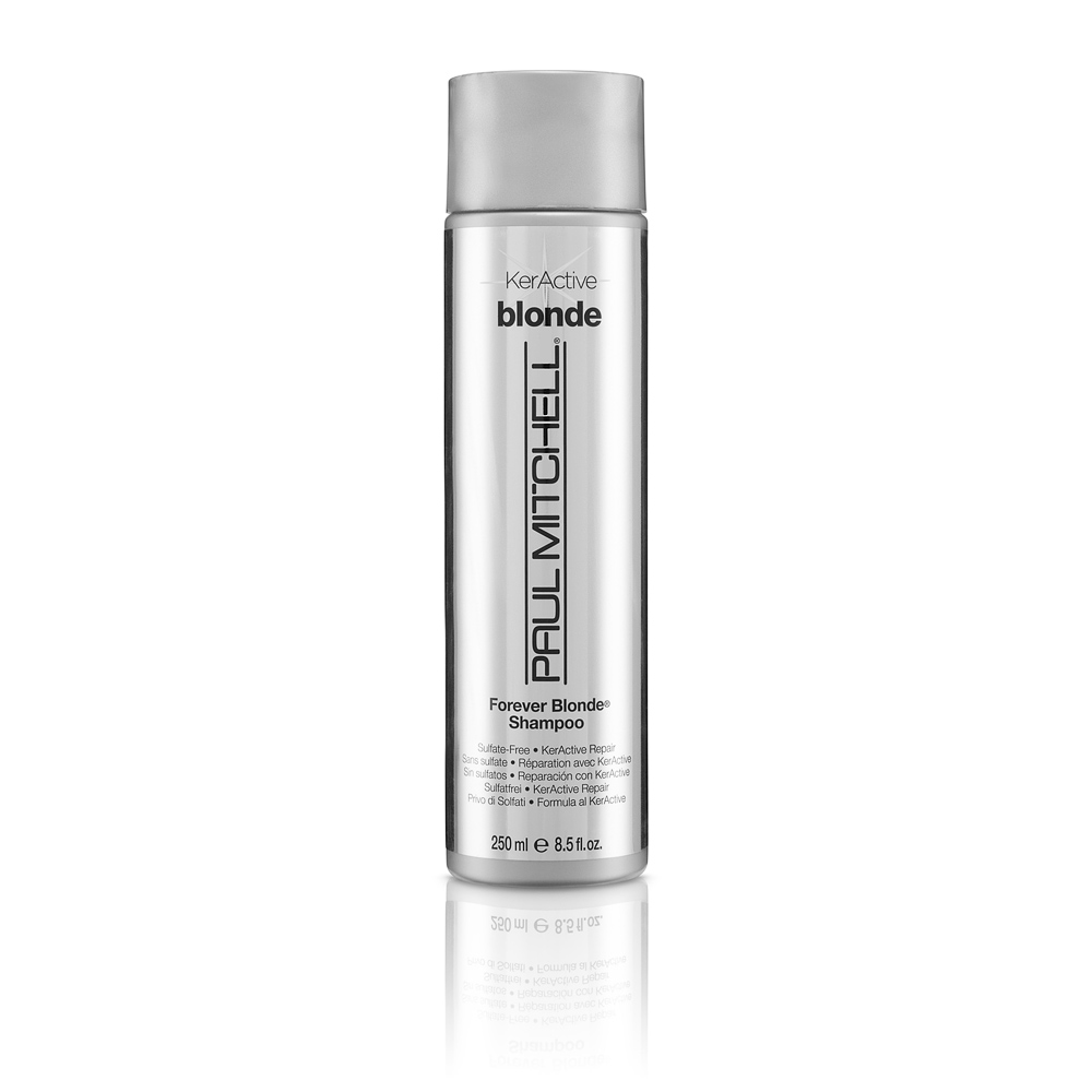 Paul Mitchell Forever Blonde Shampoo - szampon do włosów blond 250ml