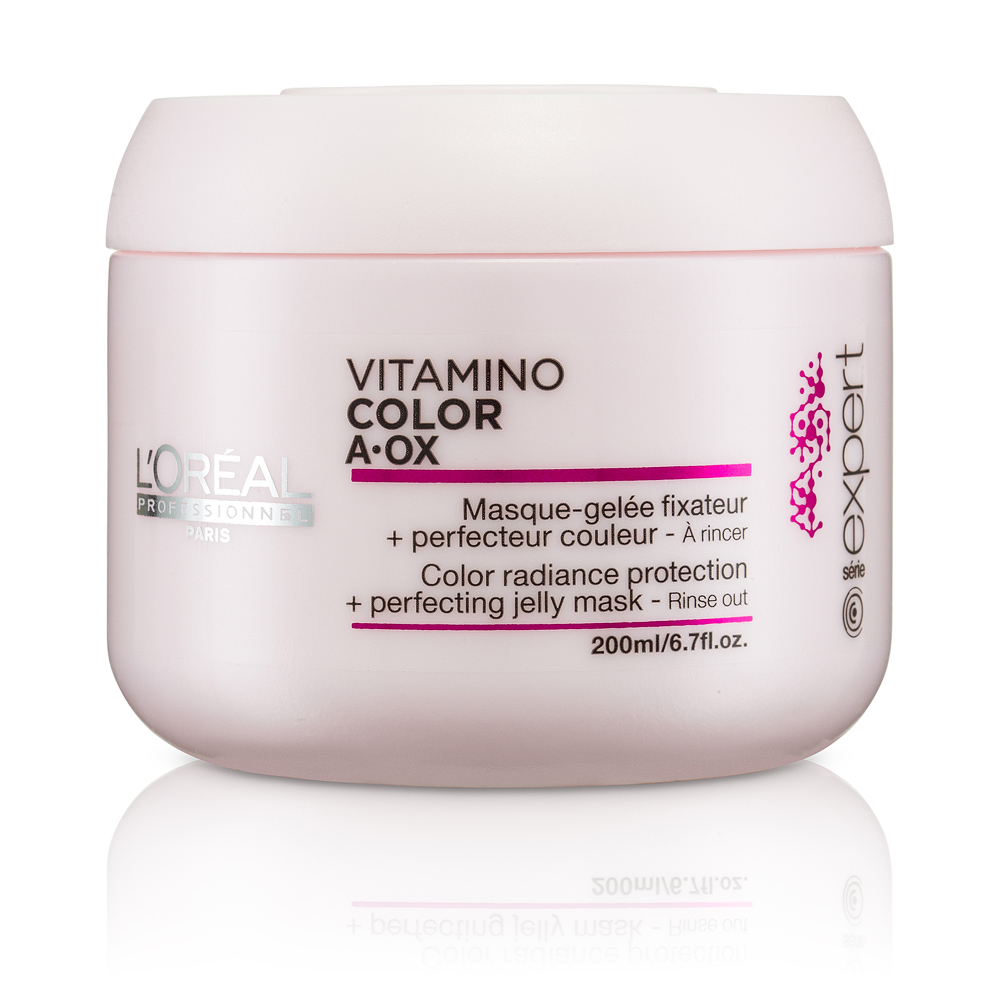 Loreal Vitamino Color A-OX - maska do włosów farbowanych 200ml