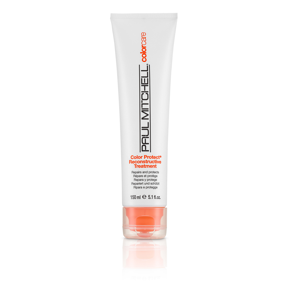 Paul Mitchell Color Protect Reconstructive Treatment - maska do włosów farbowanych 150ml