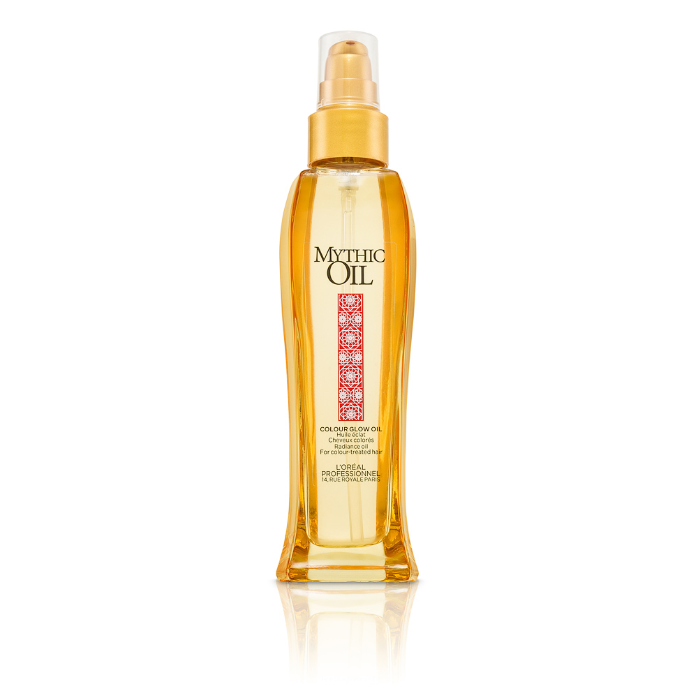 Loreal Mythic Oil Color Glow Oil - olejek do włosów farbowanych 100ml